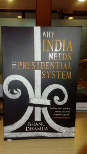 Why India Needs Presidential System Front Cover1