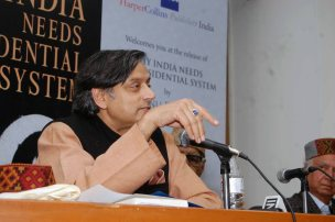 Tharoor speaks2